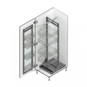Pantry-Motion - PM18-2B-(A) - Cabinet-Motion