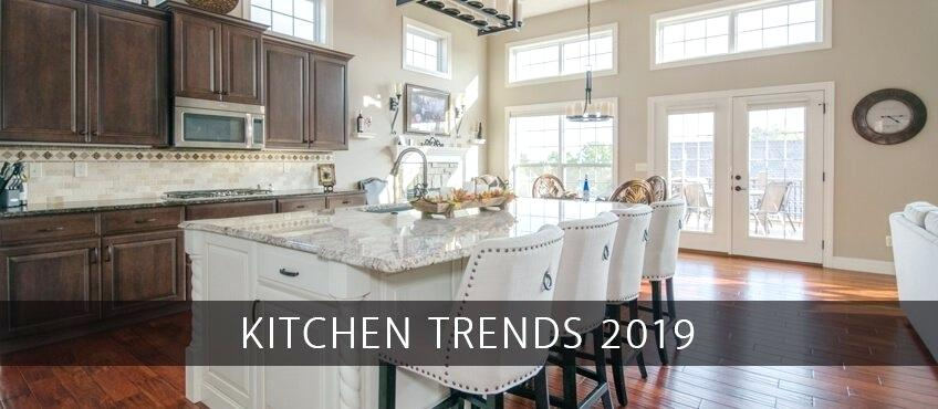 top 5 kitchen trends of 2019
